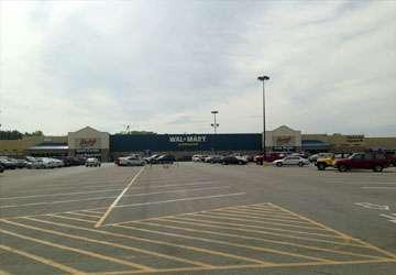 Walmart On Rd Street In Panama City